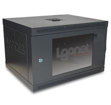 Lgonet LRE-07-45F 450mm Depth Wallmount Rack